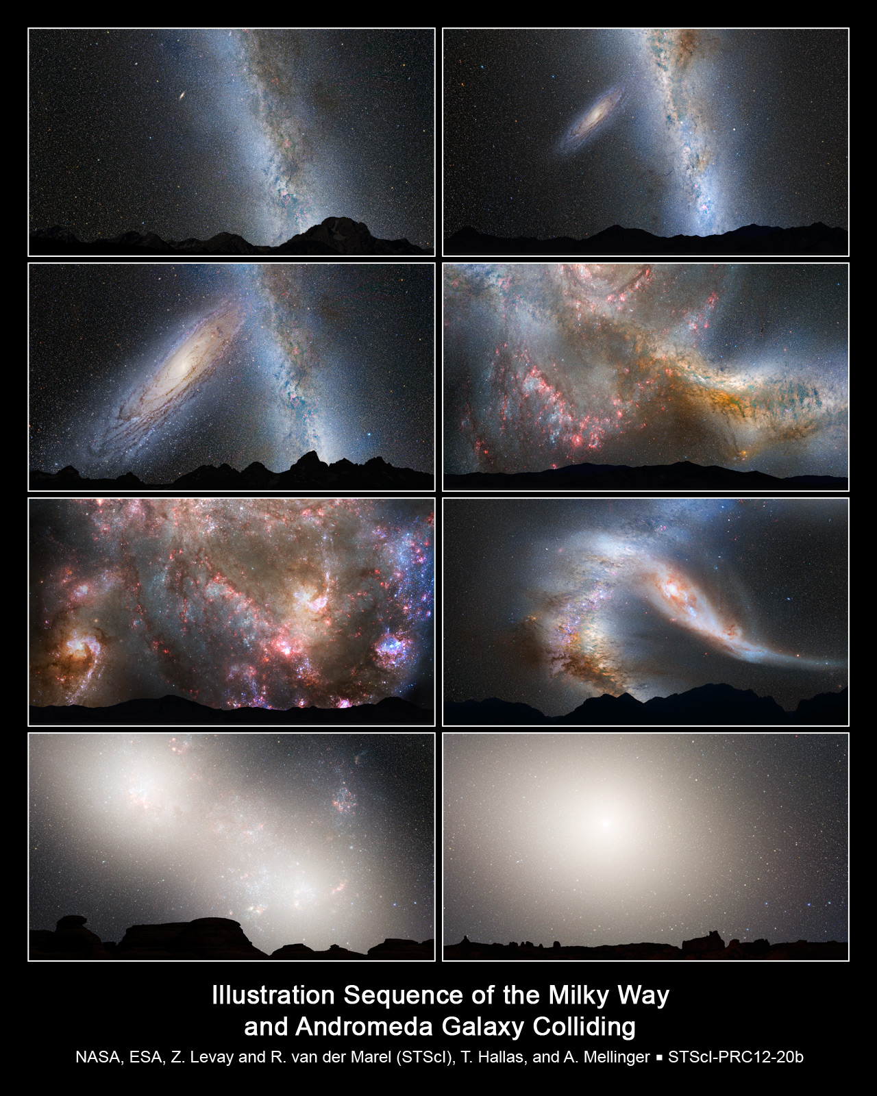 hight resolution of the great galactic mashup what can we expect astronomy magazine interactive star charts planets meteors comets telescopes