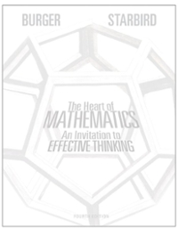 The Heart Of Mathematics 4th Edition Textbook Solutions