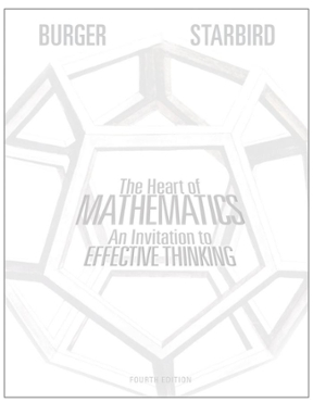 The Heart of Mathematics An Invitation to Effective