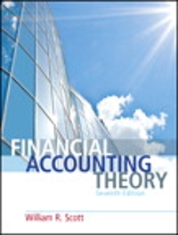 Financial Accounting Theory 7th edition 9780132984669 0132984660