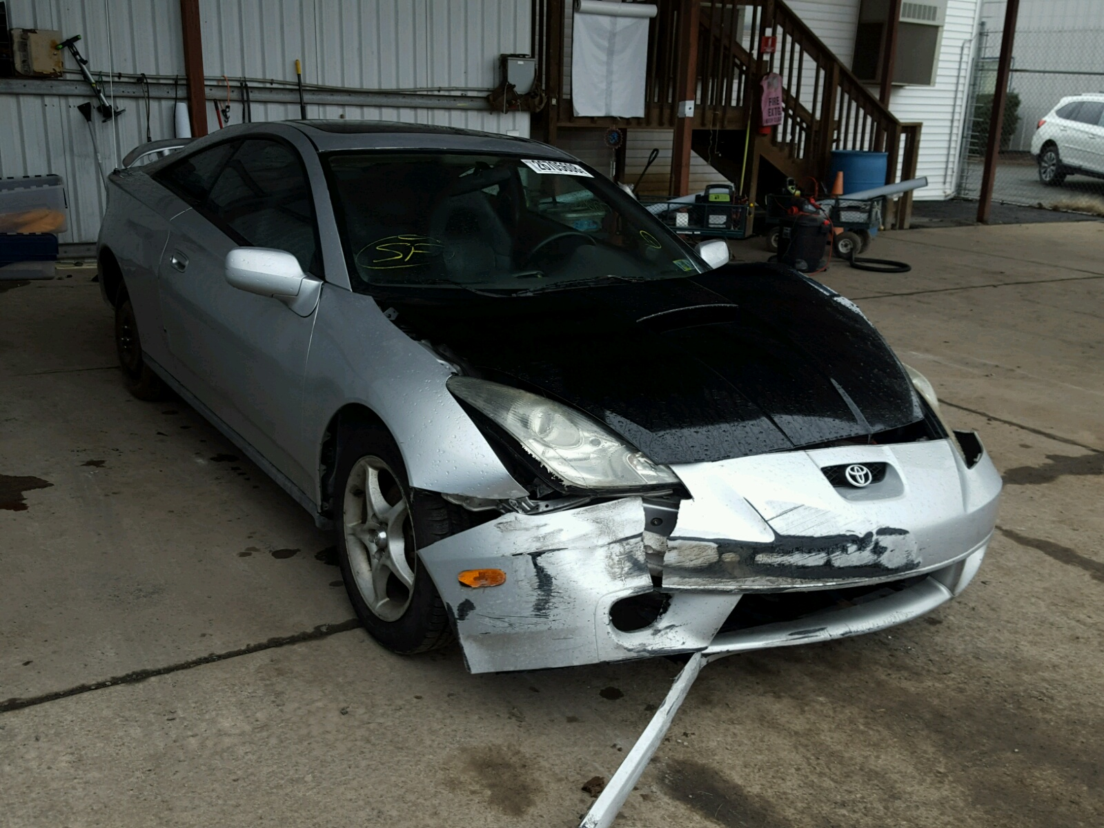 hight resolution of auto auction ended on vin jtddy32t2y0025772 2000 toyota celica gt in pa philadelphia