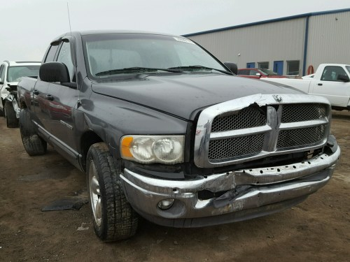 small resolution of 1d7ha18n52s621768 2002 dodge ram 1500 4 7l left view