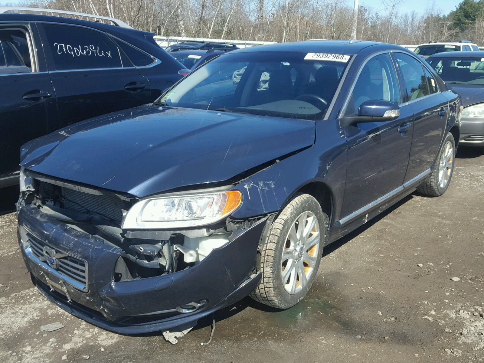 hight resolution of 2011 volvo s80 3 2 lot 29392968