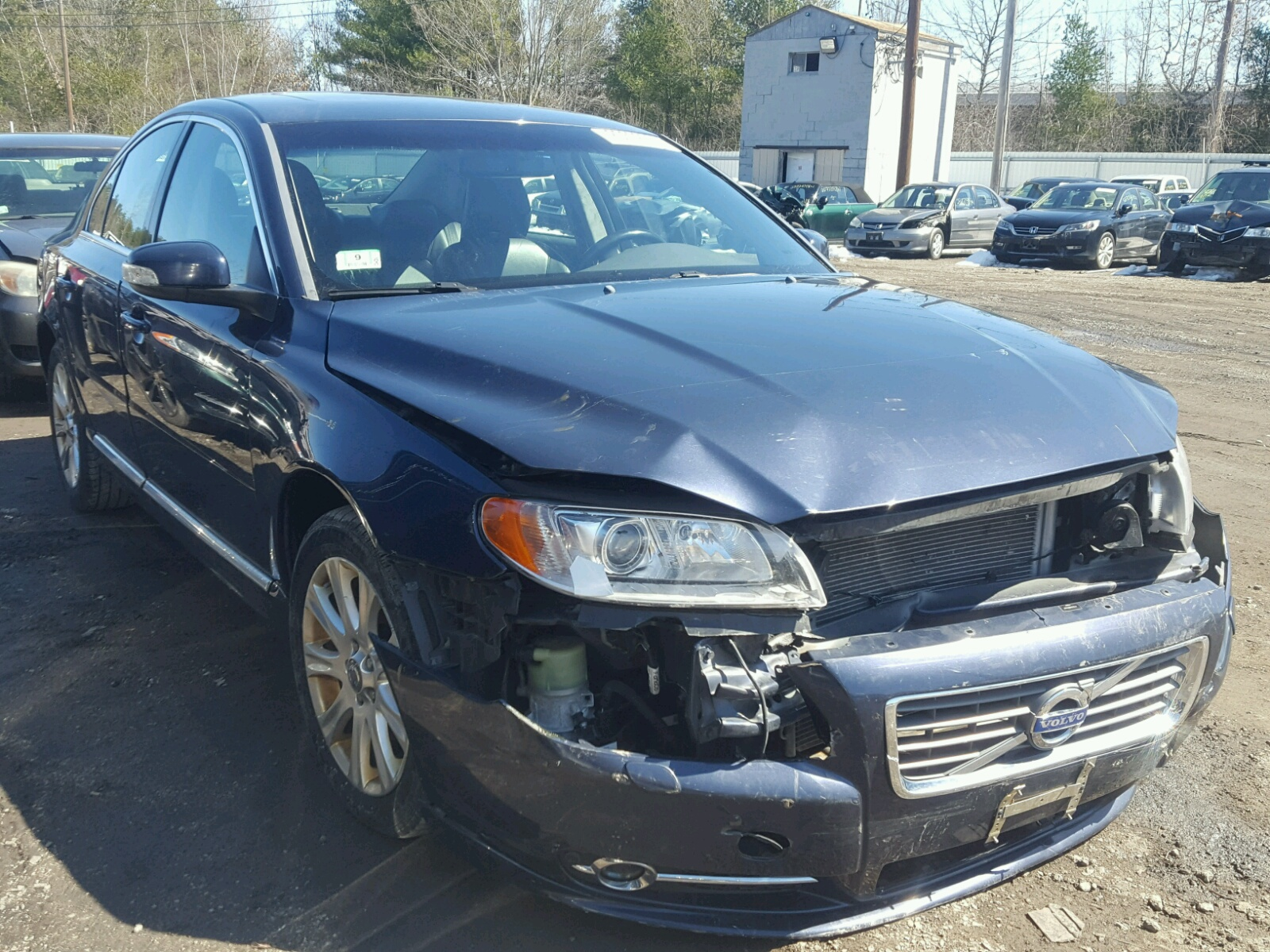 hight resolution of 2011 volvo s80 3 2