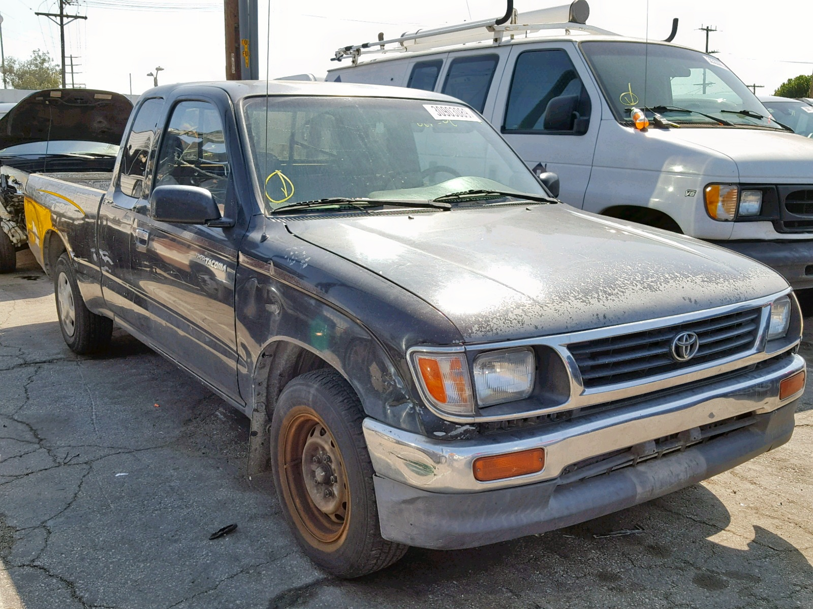 hight resolution of 1996 toyota tacoma xtr 2 4l 4 for sale