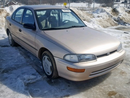 small resolution of 1995 geo prizm base 1 6l 4 for sale
