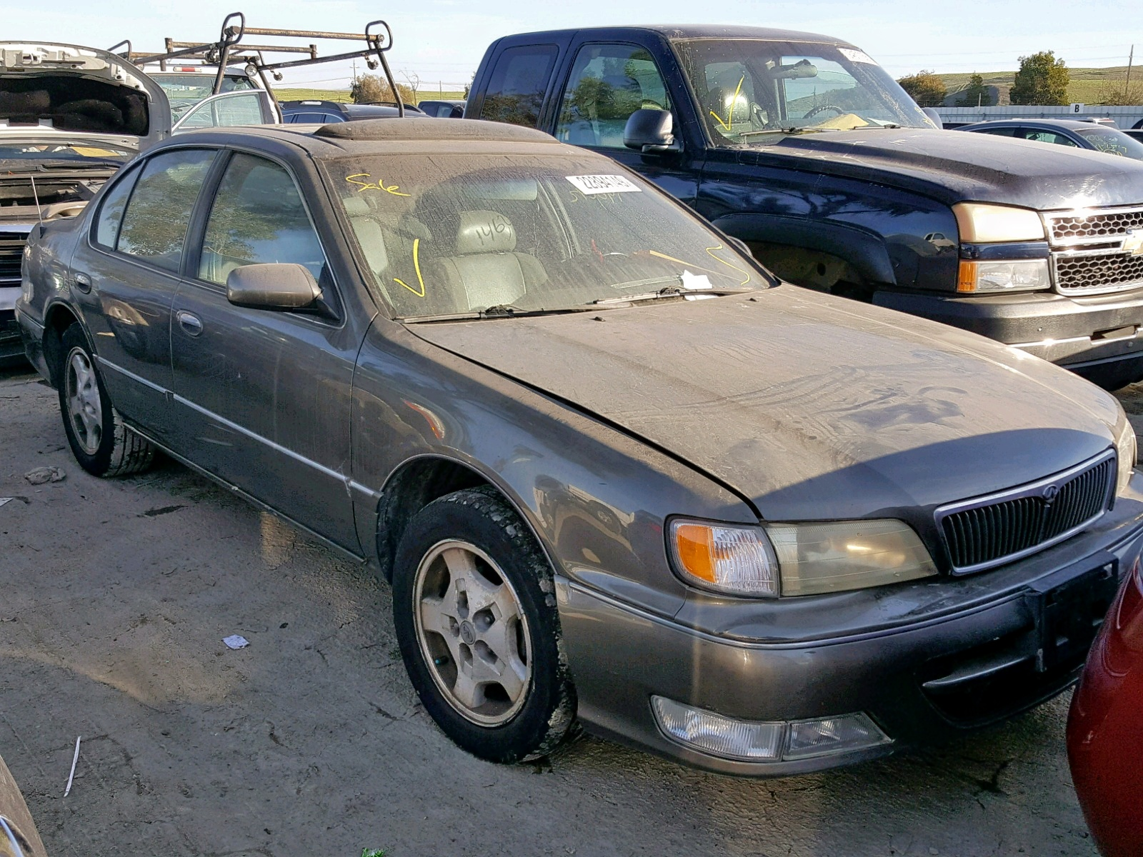 hight resolution of 1998 infiniti i30 3 0l 6 for sale ca martinez vin jnkca21a6wt625487
