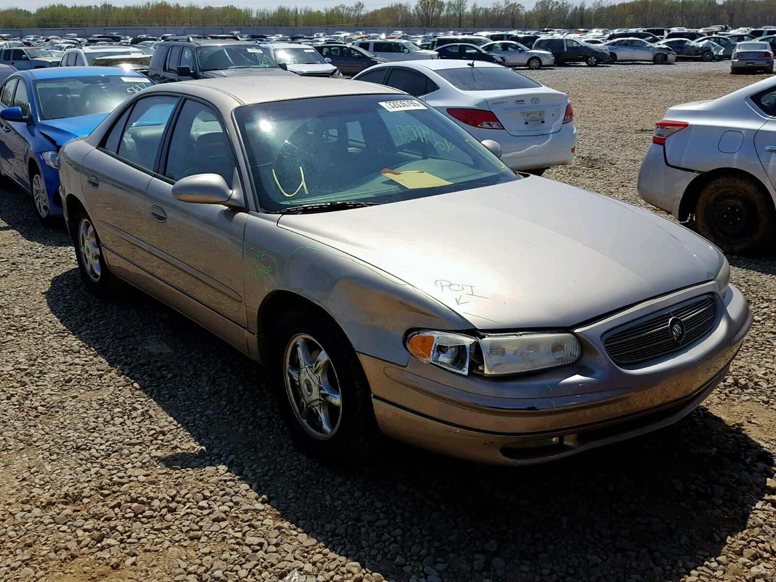 hight resolution of 2003 buick regal ls 3 8l 6 for sale