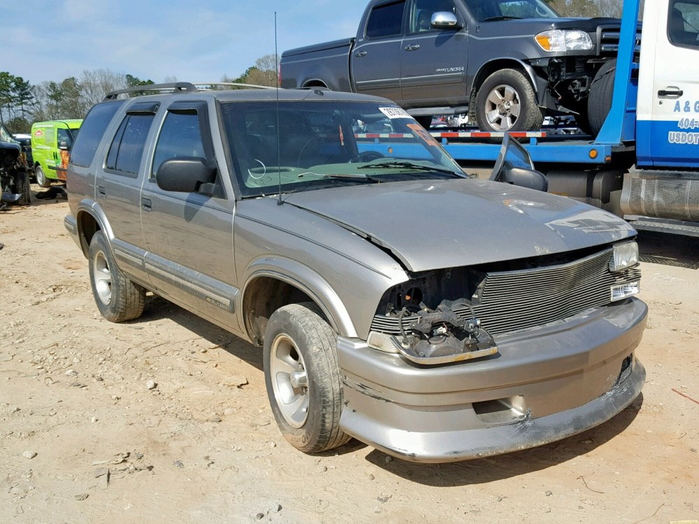 medium resolution of 1999 chevrolet blazer 4 3l 6 for sale