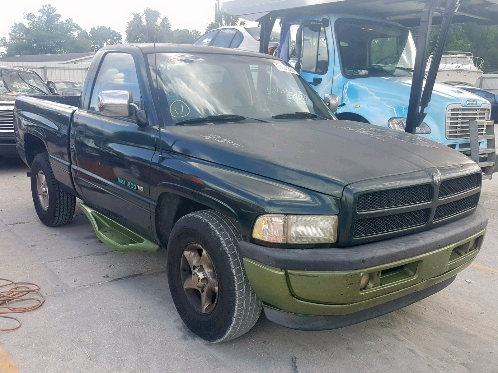 hight resolution of 1997 dodge ram 1500 5 2l 8 for sale