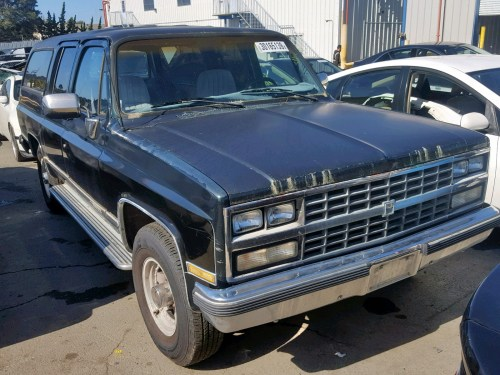 small resolution of 1989 chevrolet suburban r 7 4l 8 for sale