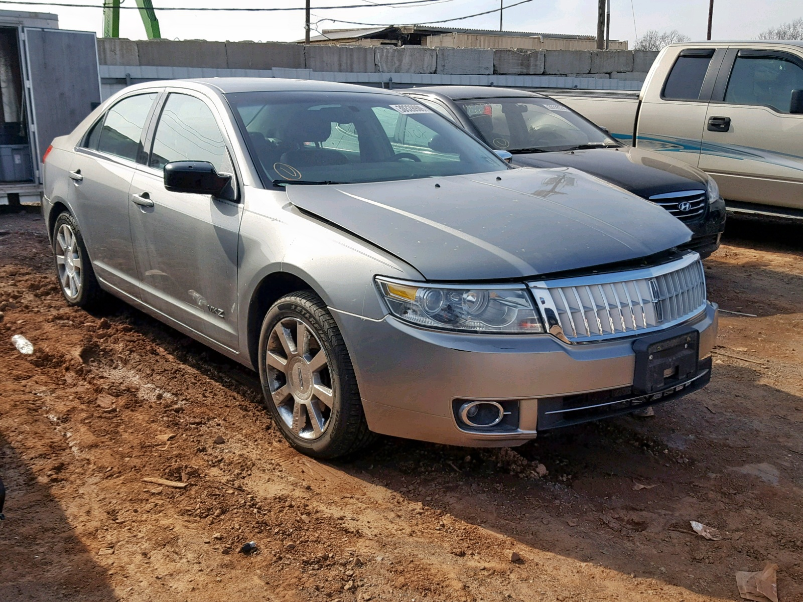 hight resolution of 2008 lincoln mkz 3 5l 6 for sale