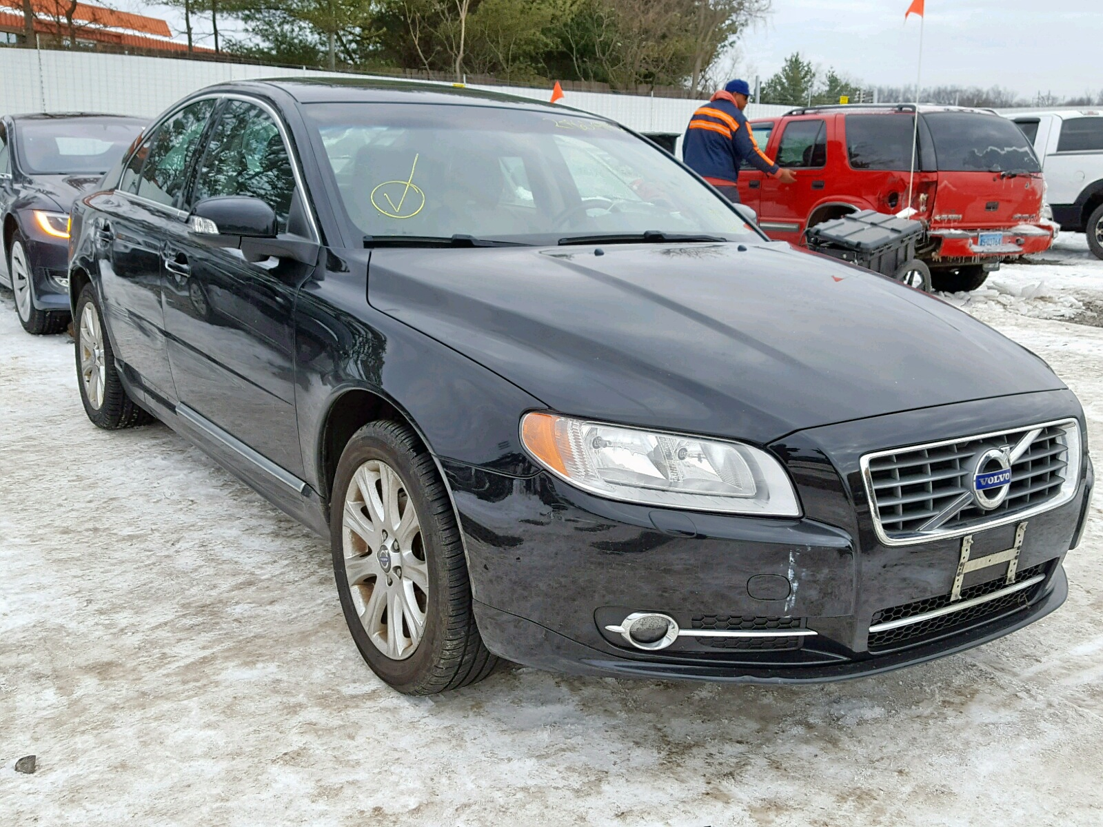 hight resolution of 2011 volvo s80 3 2 3 2l 6 for sale ct hartford vin yv1940as4b1135792