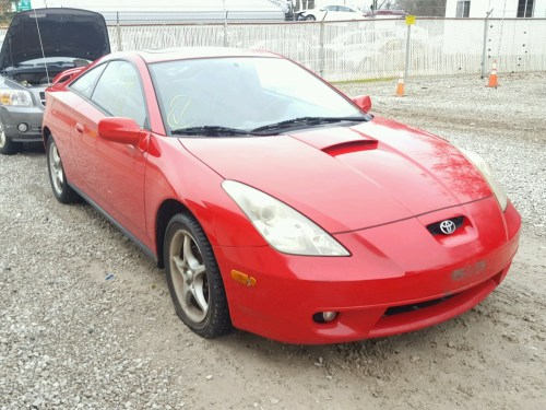 small resolution of jtddy32t6y0010479 2000 toyota celica 1 8l left view jtddy32t6y0010479