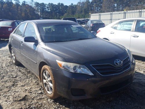 small resolution of 2011 toyota camry base 2 5l left view
