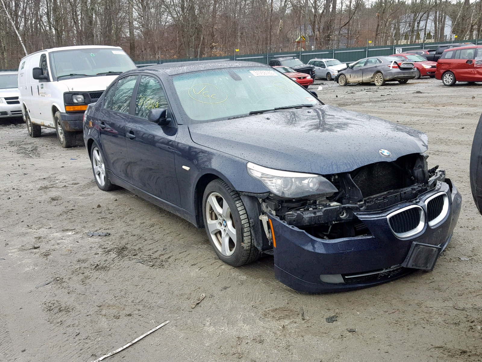 hight resolution of 2008 bmw 535 xi 3 0l 6 for sale