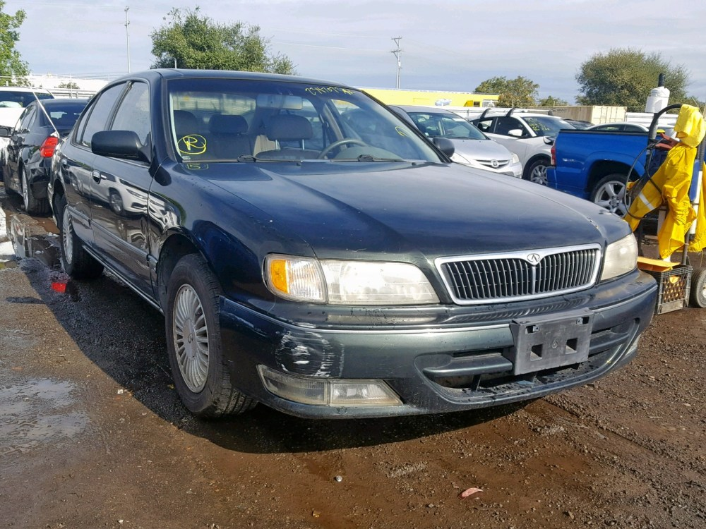 medium resolution of 1998 infiniti i30 3 0l 6 for sale ca san diego vin jnkca21a1wt616700