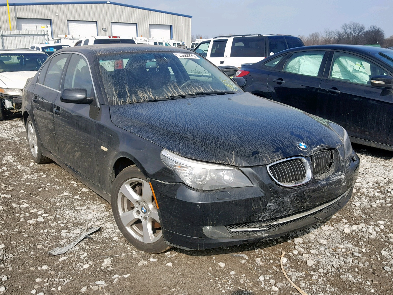 hight resolution of 2008 bmw 535 xi 3 0l 6 for sale il southern illinois vin wbanv93528cz69860