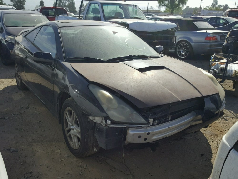 medium resolution of auto auction ended on vin jtddr32t6y0018563 2000 toyota celica gt in ca san jose
