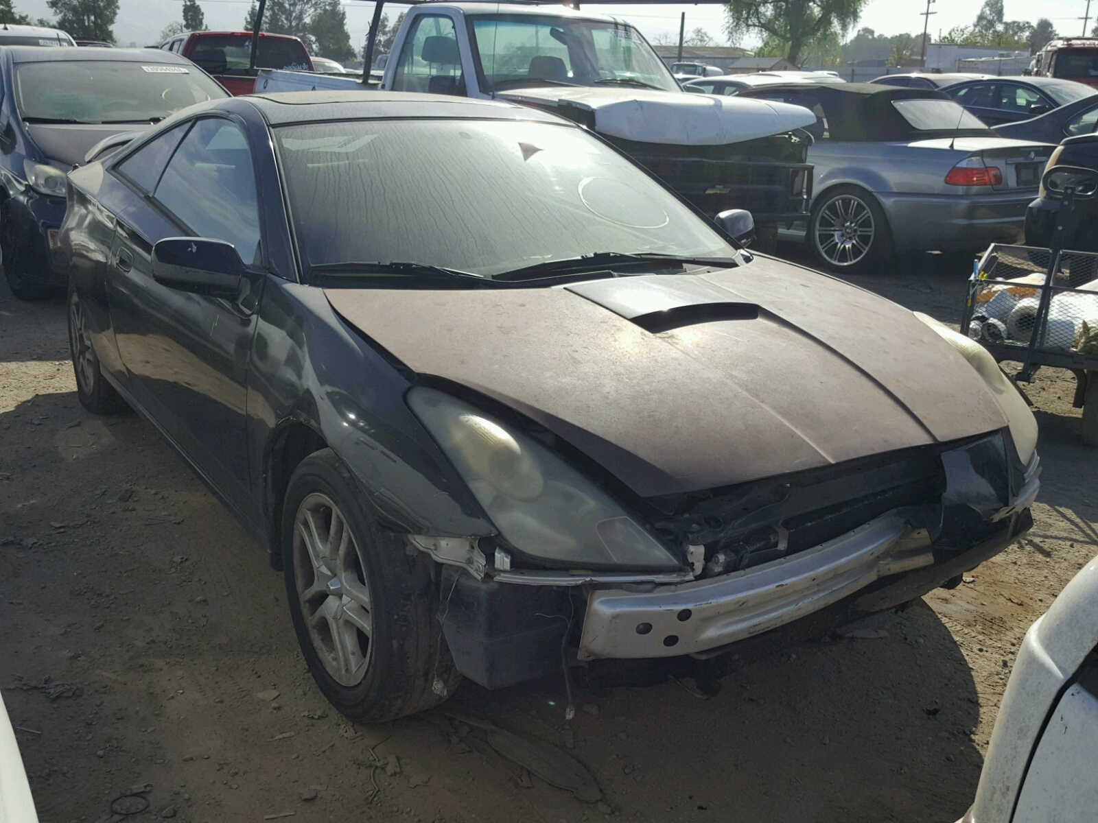 hight resolution of auto auction ended on vin jtddr32t6y0018563 2000 toyota celica gt in ca san jose