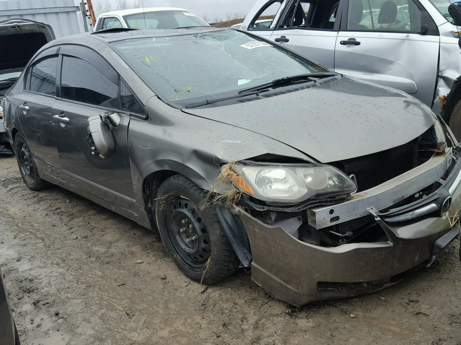 hight resolution of 2007 acura csx premiu 2 0l 4 for sale on toronto vin 2hhfd56707h202081