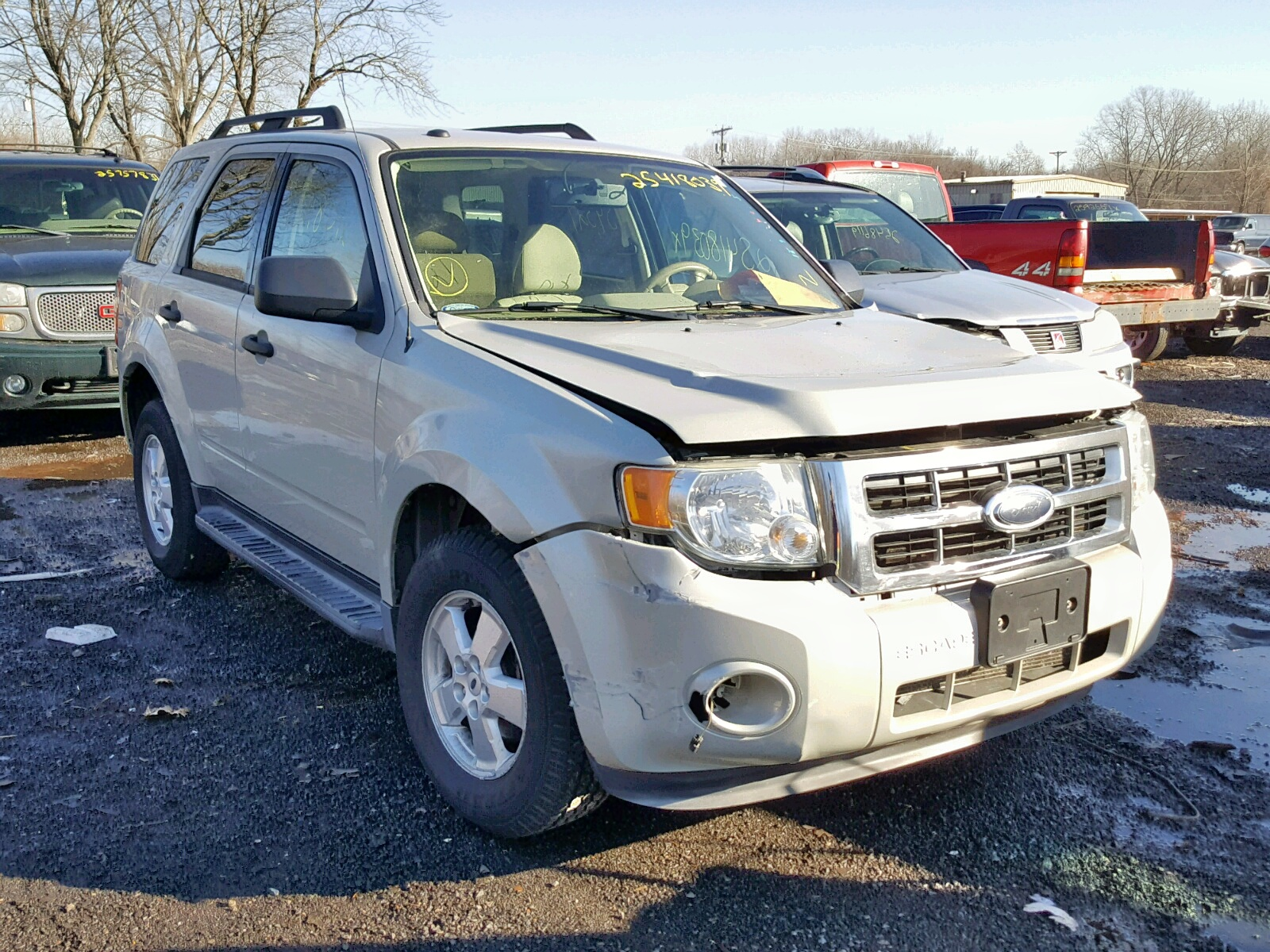 hight resolution of 2009 ford escape xlt 3 0l 6 for sale ct hartford vin 1fmcu93g39ka50080