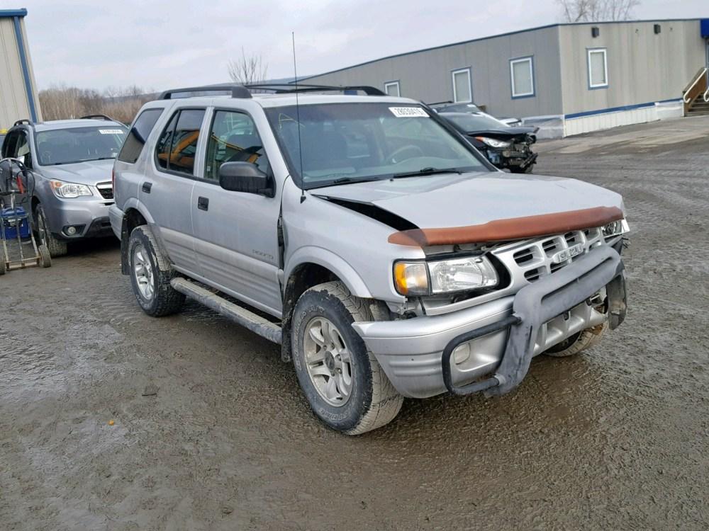 medium resolution of 2002 isuzu rodeo s 3 2l 6 for sale