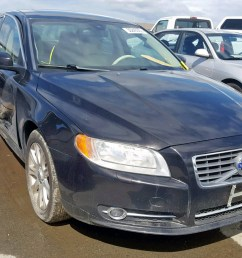 2011 volvo s80 3 2 3 2l 6 for sale [ 1600 x 1200 Pixel ]