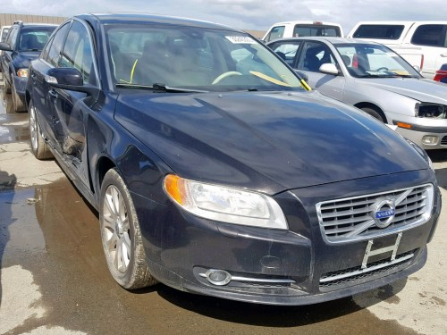 small resolution of 2011 volvo s80 3 2 3 2l 6 for sale