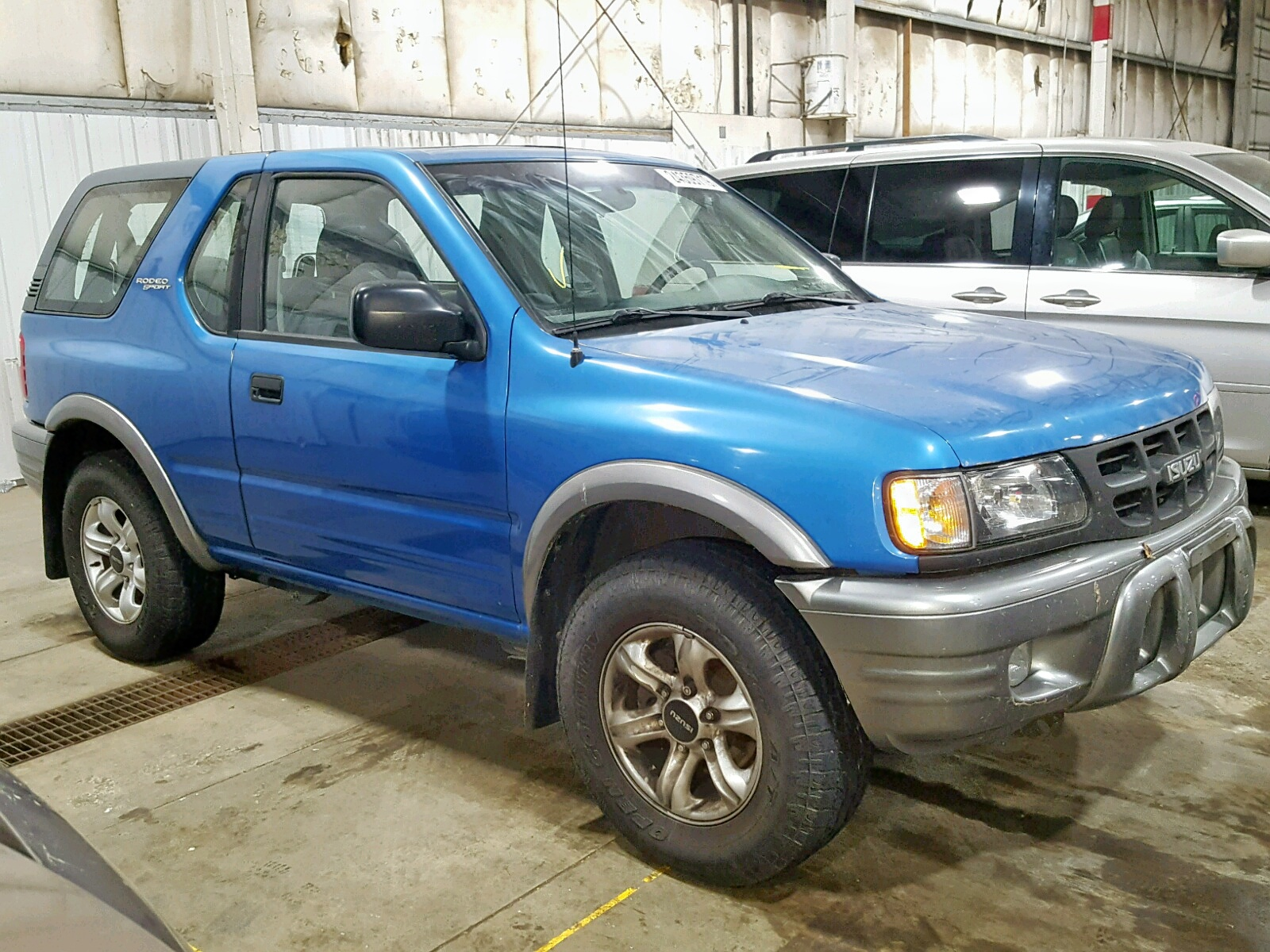 hight resolution of 2002 isuzu rodeo spor 3 2l 6 for sale or portland south vin 4s2cm57w224326813