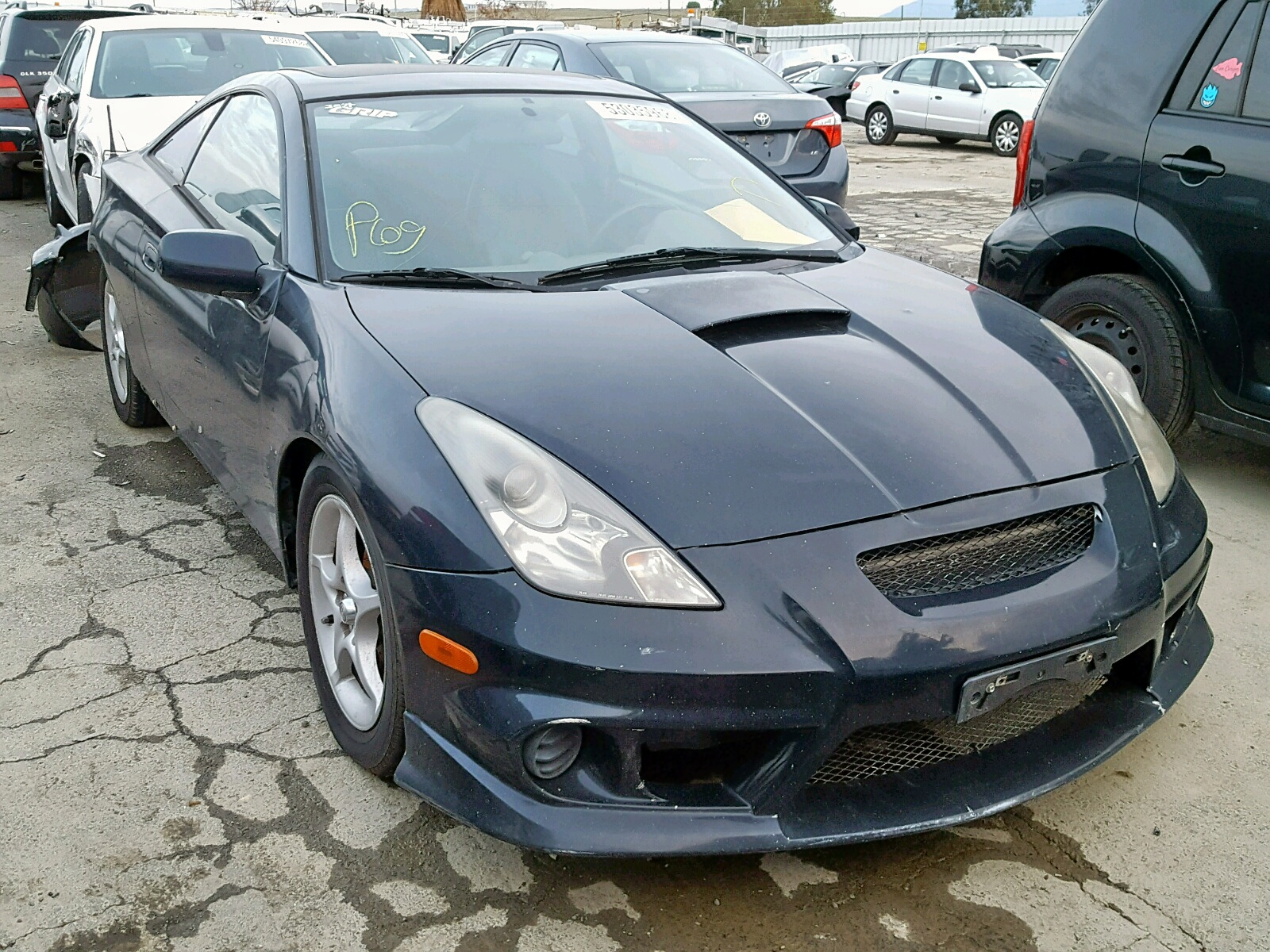hight resolution of 2000 toyota celica gt 1 8l left view