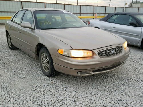 small resolution of 2003 buick regal ls 3 8l 6 for sale tx ft worth vin 2g4wb52k531221629