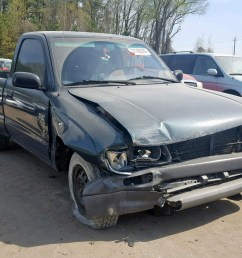 1996 toyota tacoma 2 4l 4 for sale [ 1600 x 1200 Pixel ]