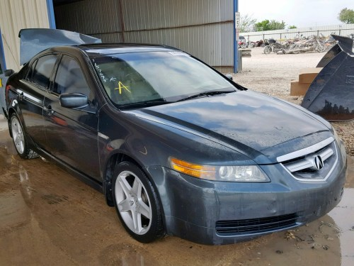 small resolution of 19uua66225a064652 2005 acura tl 3 2l left view 19uua66225a064652