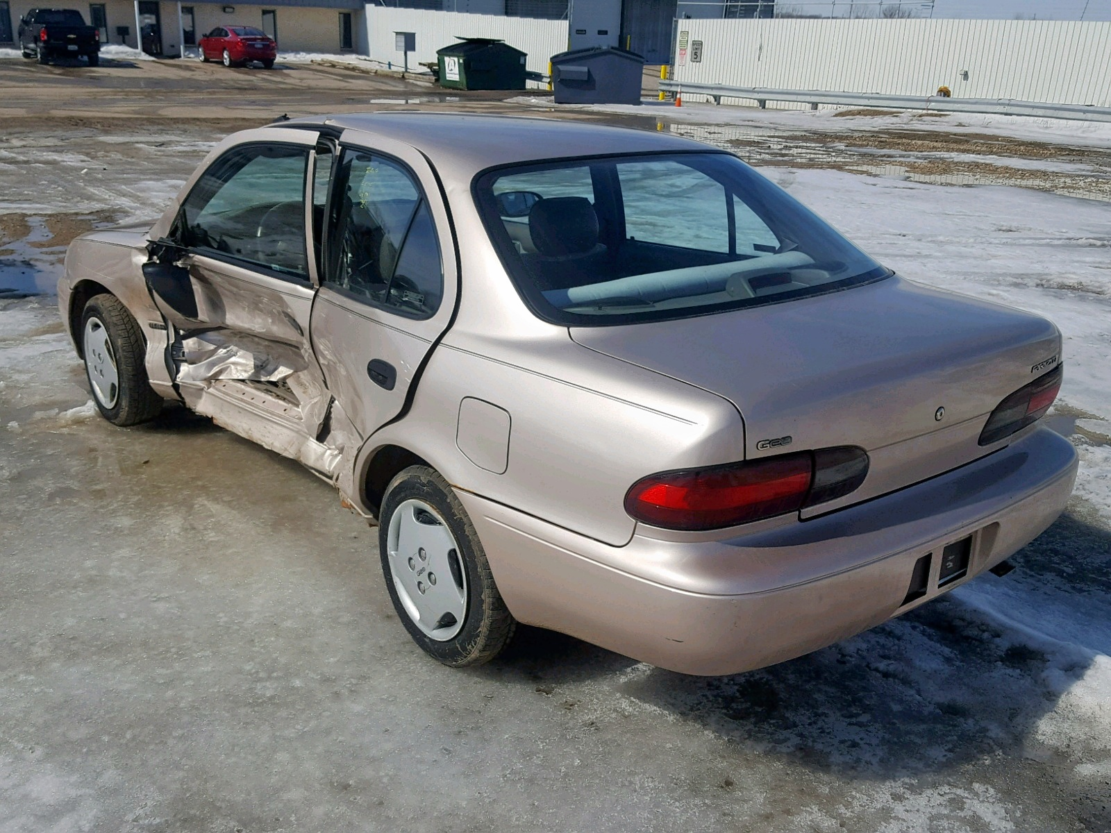 hight resolution of  1y1sk5267sz051751 1995 geo prizm base 1 6l angle view 1y1sk5267sz051751