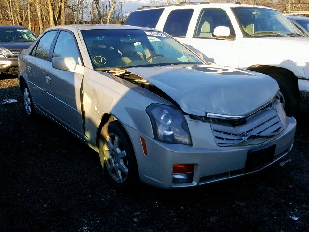 medium resolution of 2007 cadillac cts hi fea 3 6l 6 in ct hartford 1g6dp577070178307 for sale