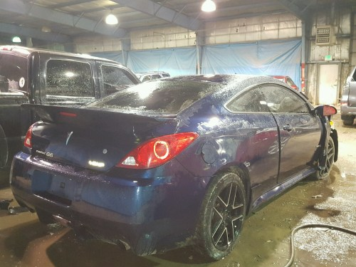 small resolution of 2008 pontiac g6 gxp lot 52504248