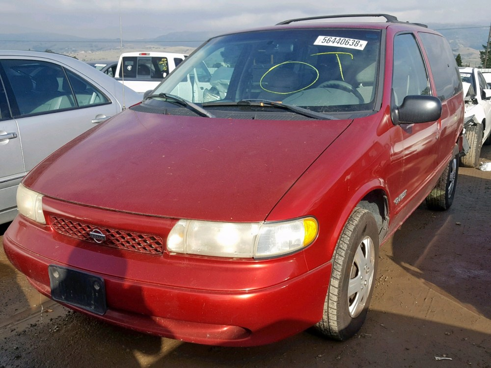 medium resolution of 1998 nissan quest xe 3 0l 6 for sale ca san jose vin 4n2dn1113wd801326
