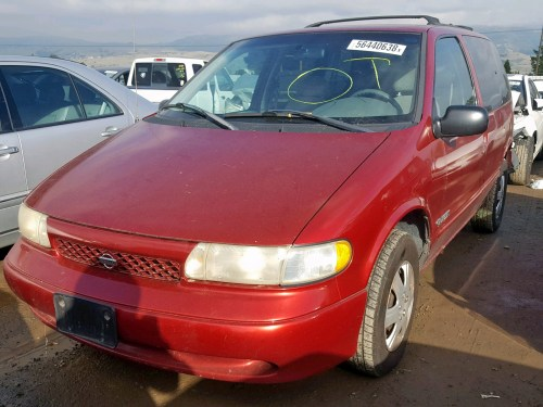 small resolution of 1998 nissan quest xe 3 0l 6 for sale ca san jose vin 4n2dn1113wd801326