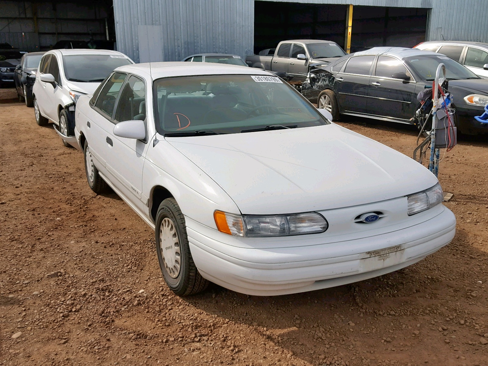 hight resolution of 1993 ford taurus gl 3 0l 6 for sale