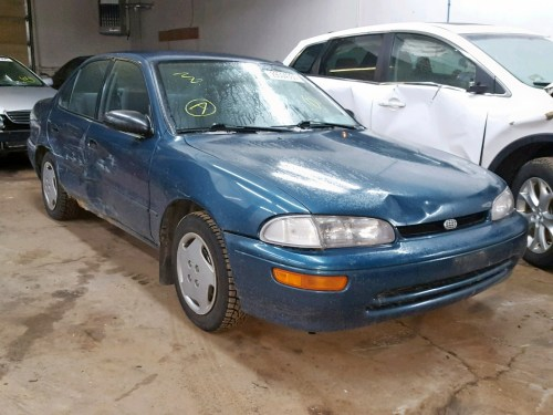 small resolution of 1993 geo prizm base 1 6l 4 for sale