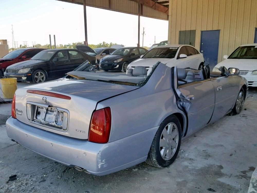 medium resolution of  2005 cadillac deville dt 4 6l rear view