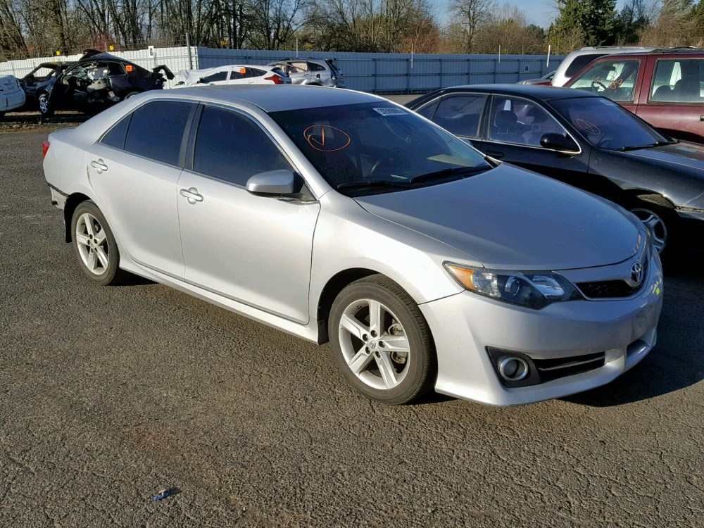 medium resolution of 2013 toyota camry l 2 5l 4 for sale