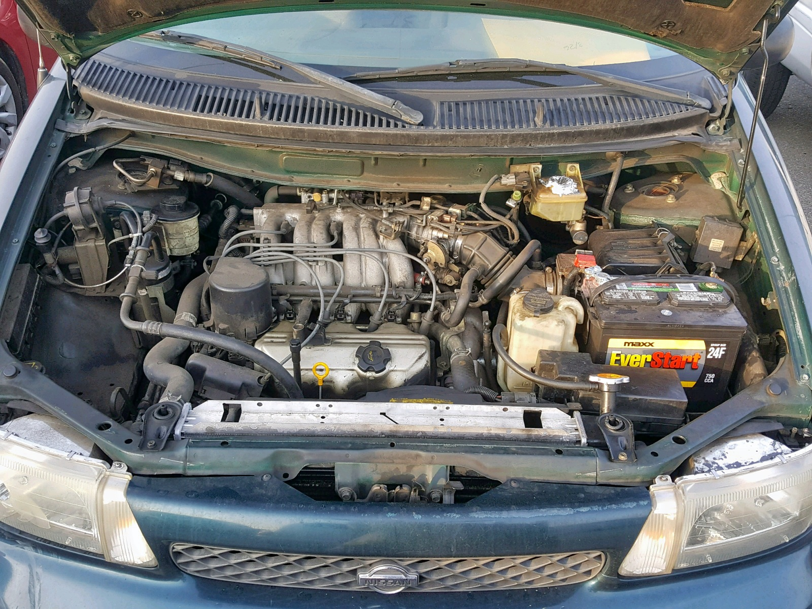 hight resolution of  1998 nissan quest xe