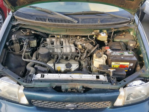 small resolution of  1998 nissan quest xe