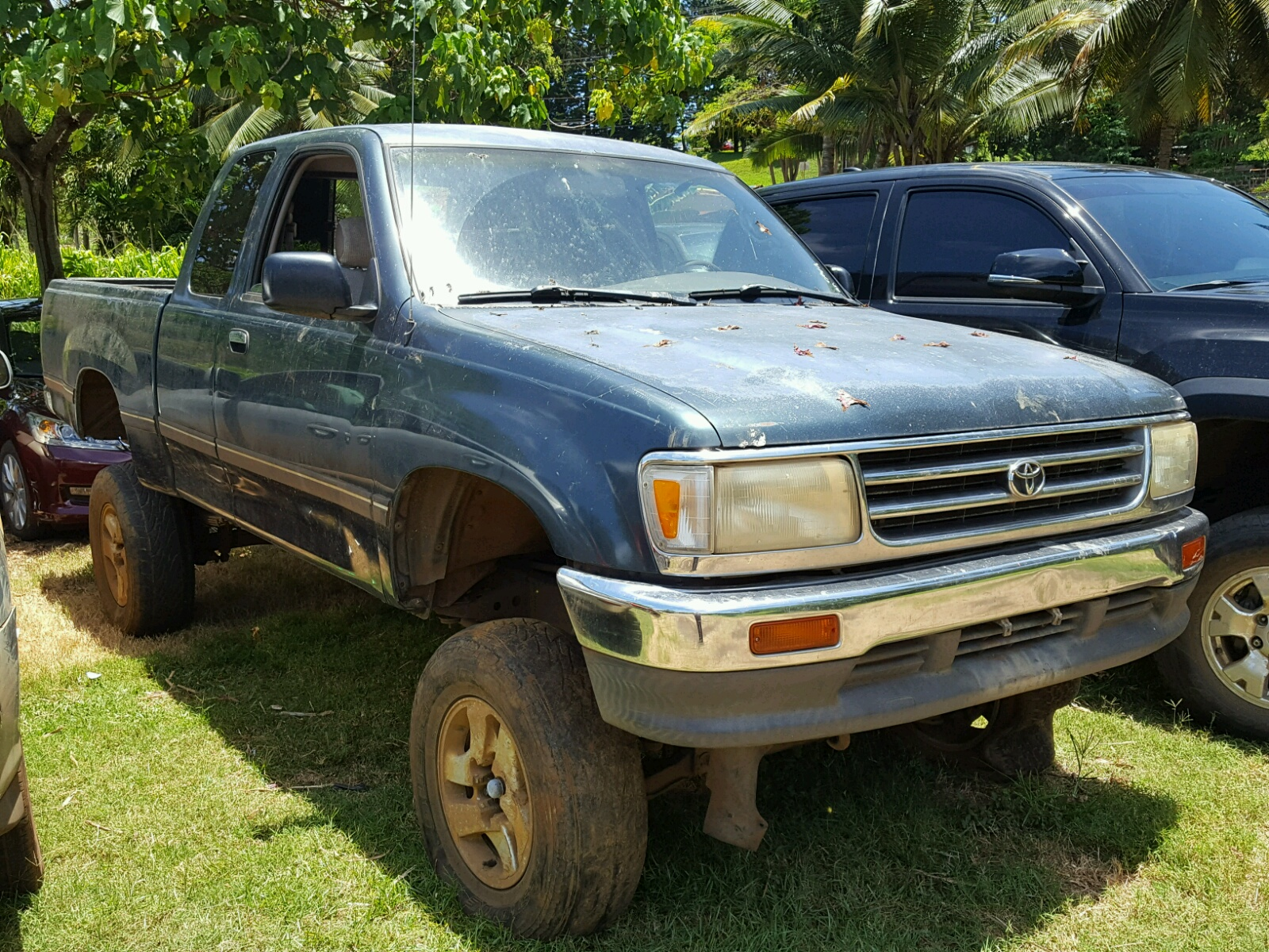 hight resolution of 1996 toyota t100 xtrac 3 4l 6 for sale
