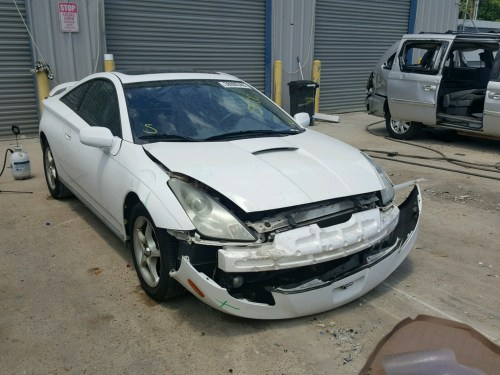 small resolution of jtddy32t5y0010439 2000 toyota celica gt 1 8l left view jtddy32t5y0010439