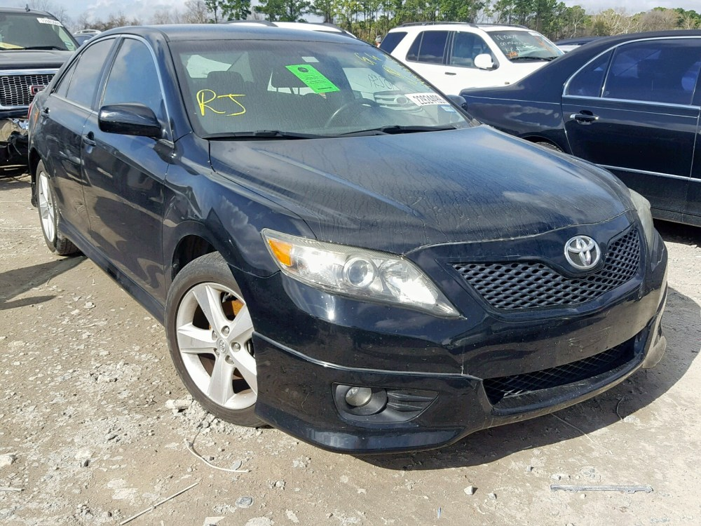 medium resolution of 2010 toyota camry base 2 5l 4 for sale tx houston vin 4t1bf3ek7au517143