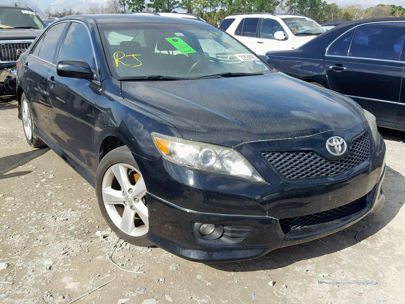 hight resolution of 2010 toyota camry base 2 5l 4 for sale tx houston vin 4t1bf3ek7au517143