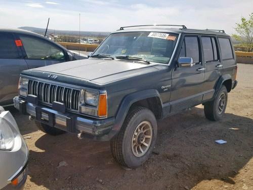 small resolution of  1j4fj58l3kl526654 1989 jeep cherokee l 4 0l right view 1j4fj58l3kl526654